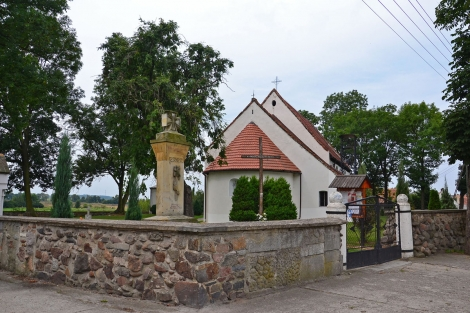 Późnoromański kościół św. Anny