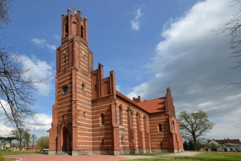 Kościół parafialny pod wezwaniem św. Szczepana