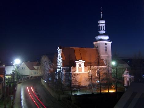 Kościół parafialny pw. Narodzenia Najświętszej Marii Panny