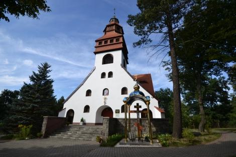 Cerkiew pod wezwaniem Zwiastowania Przenajświętszej Bogurodzicy